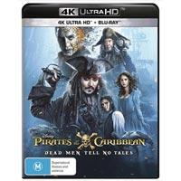4K September 2017 - Pirates of the Caribbean