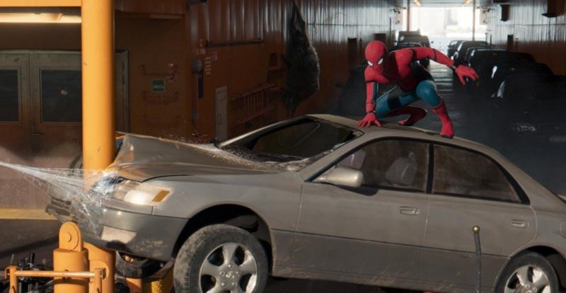 4K October 2017 - Spider-Man Homecoming