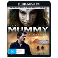 4K September 2017 - The Mummy