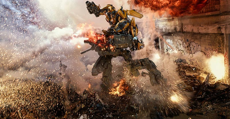 4K October 2017 - Transformers: The Last Knight