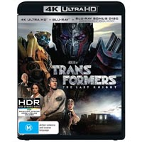 4K October 2017 - Transformers: The Last Knight