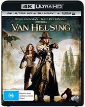 Van Helsing 4K Ultra HD