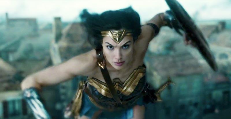 4K September 2017 - Wonder Woman