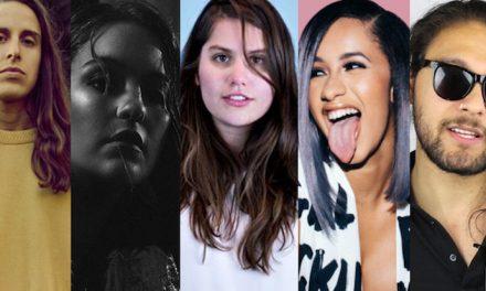 5 tunes you gotta hear this week (23/09/17)