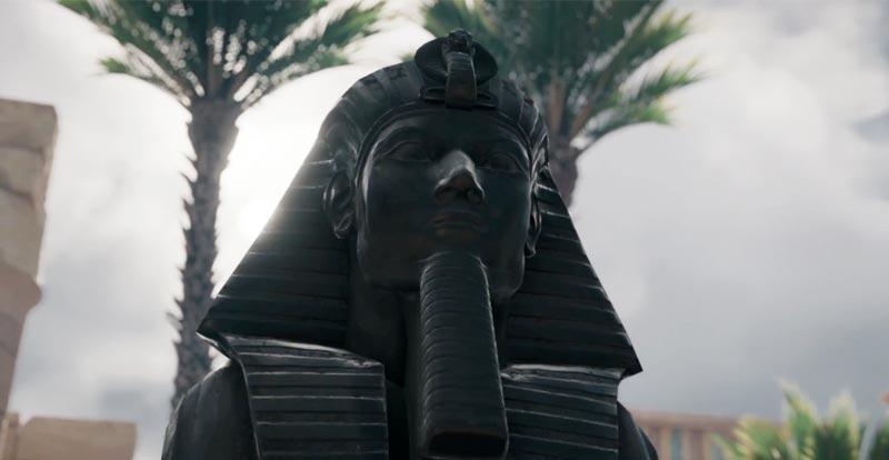 Deciphering Assassin's Creed Origins