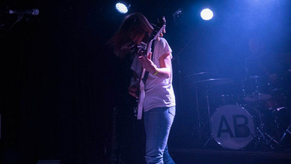 Ali Barter @ The Corner, Melbourne 08/09/17