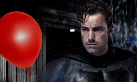 You're It, Batman! Pennywise does Gotham