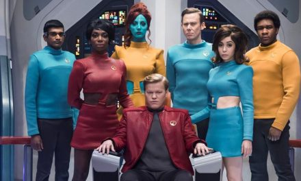 Black Mirror boldly going into Star Trek territory?