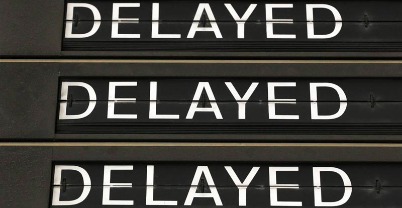 Game delays: A necessary evil?