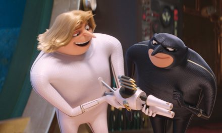 Despicable Me 3 on DVD, Blu-ray, UV, 3D and 4K September 20