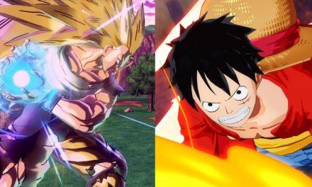 Switch manga feast – new Dragon Ball and One Piece