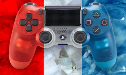We can see through this new PS4 DualShock release