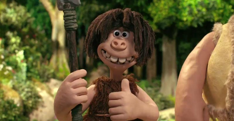 New from Aardman – Early Man trailer