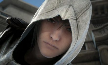 Assassin's Creed and Final Fantasy XV collide