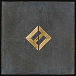 Foo Fighters - Concrete and Gold Album Cover