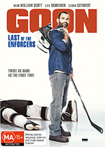 Goon Last of the Enforcers DVD COver