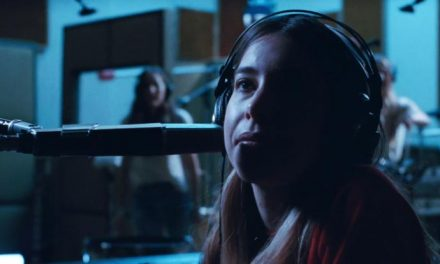 Haim studio doco a 'Valentine' from a famous friend