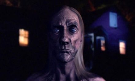 Is Iggy Pop in CGI creepy or cool?