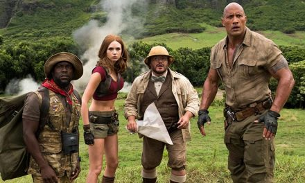 Let's rock! New Jumanji: Welcome to the Jungle trailer