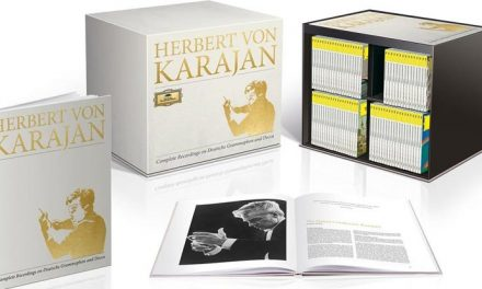 Karajan – his box set is bigger than yours!