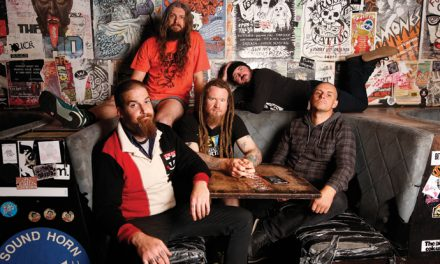 Interview with Slatts of King Parrot