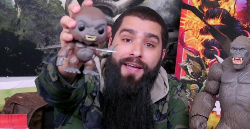 Kong: Skull Island director roasts own flick