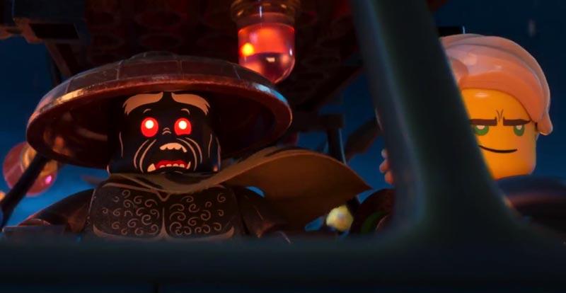 The LEGO Ninjago Movie – meet the cast
