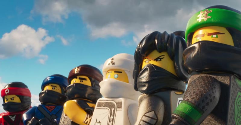 The LEGO Ninjago Movie – review