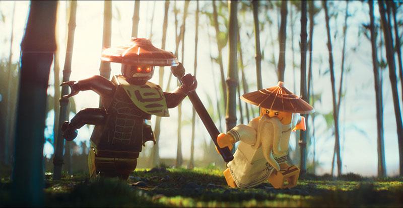LEGO Ninjago Movie Action