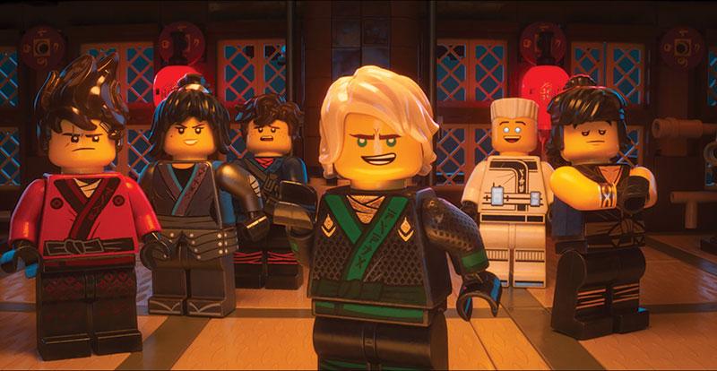 Finding the LEGO Ninja within ya!