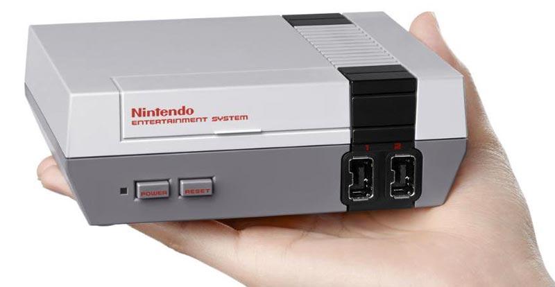 Nintendo's NES Classic isn't history yet!