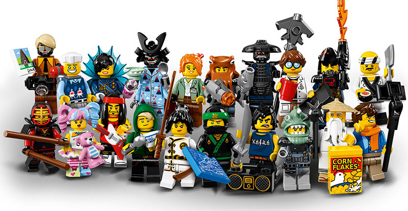 Impress the kids with these 6 LEGO Ninjago facts