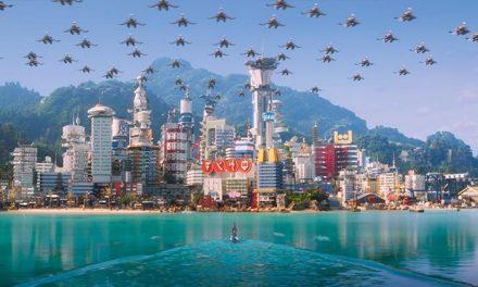 Come take a look around LEGO Ninjago City!