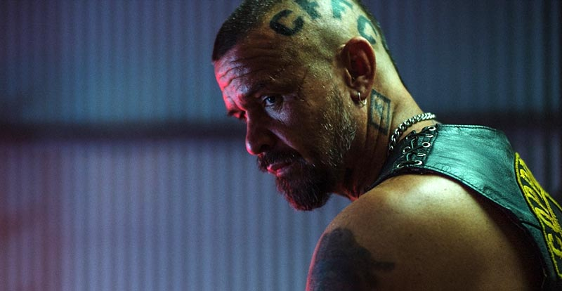 Chopper meets Sons of Anarchy in Aussie flick 1%