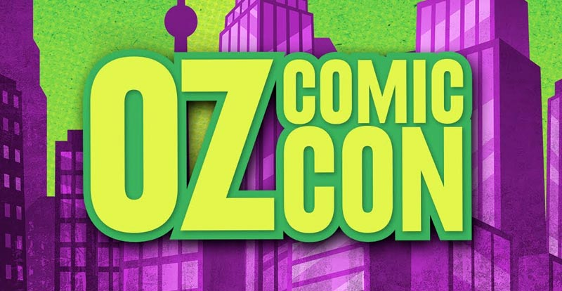 New blood and True Blood for Oz Comic-Con