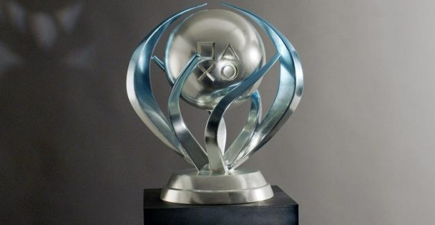 Real life PS platinum trophies are back!