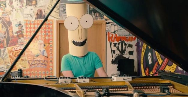 Hear the Rick and Morty theme like never before