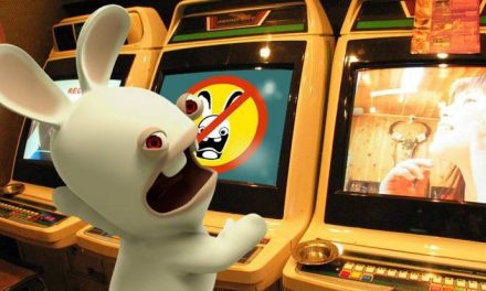 News flash: Rabbids to attack Japan and Korea!