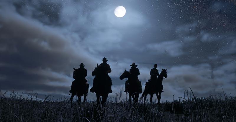 New Red Dead Redemption II trailer – yee-haw!