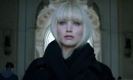 Jennifer Lawrence is Russian spy Red Sparrow