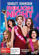 Rough Night DVD Cover