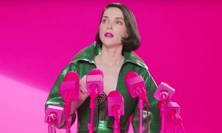 Cheeky new St. Vincent album 'Masseduction' announced