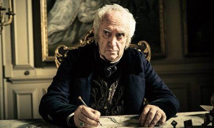 A Strange role for Jonathan Pryce in Taboo