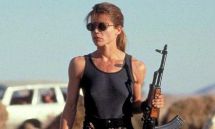 Linda Hamilton and Terminator? She'll be back