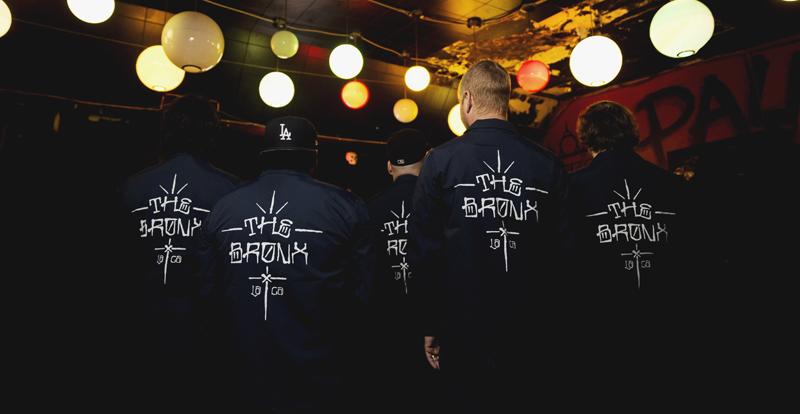 The Bronx announce headline Melbourne show
