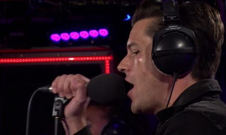 The Killers take on Bowie's 'Fame'