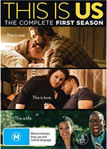 This Is Us Season 1 DVD Cover