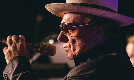 Van Morrison, 'Roll With the Punches' review