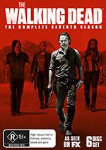 The Walking Dead Season 7 JB Hi-Fi Exclusive Artwork