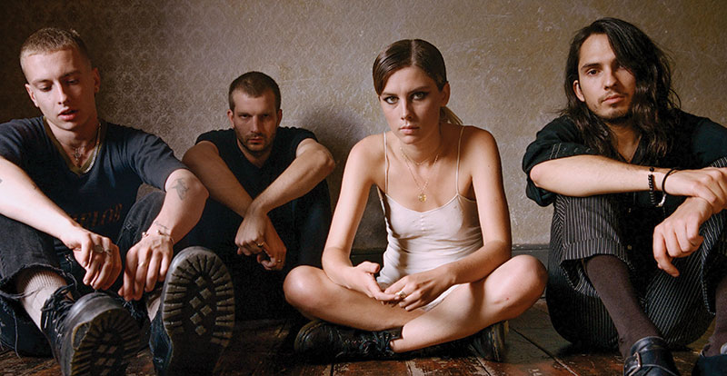An interview with Wolf Alice